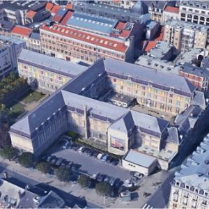 Programmation architecturale pour l'extension et la modernisation du musée des Beaux-Arts de Reims