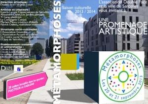 Programmation architecturale et urbaine pour la création et la rénovation des équipements culturels de Sarcelles