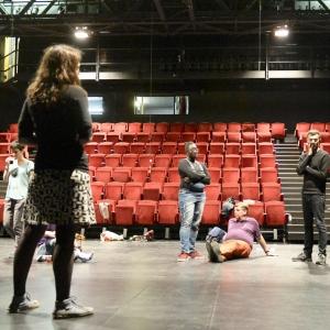 Programmation architecturale pour la création d'un nouveau théâtre pour le CDN d'Aubervilliers