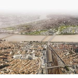 AMO dans la mise en oeuvre de la stratégie de développement de l'économie créative et d'aménagement culturel de l'EPA de Bordeaux-Euratlantique