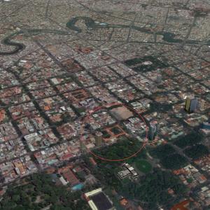 Programmation architecturale pour la création d'un centre culturel à Hô Chi Minh City – Viêt Nam
