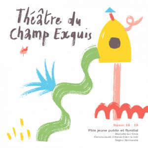 Etude de programmation pour la construction du Théâtre du Champ Exquis, à Blainville sur Orne