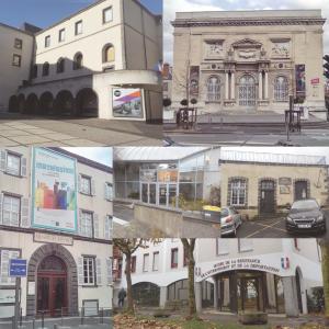 Assistance à l'élaboration du Plan Musées 2019-2023 pour Clermont Auvergne Métropole