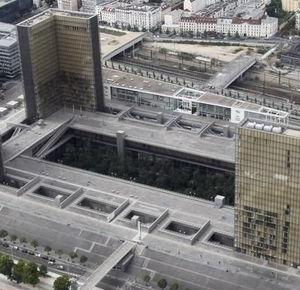 Elaboration du schéma directeur immobilier de la Bibliothèque Nationale de France