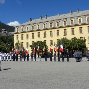 Programmation pour la transformation d'un bâtiment militaire en un pôle culturel et artistique à Briançon