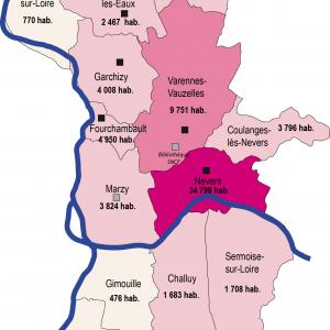 Etude pour le développement de l'offre de lecture publique sur le territoire de Nevers Agglomération