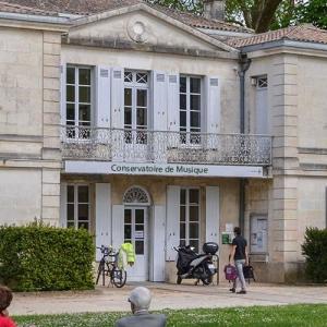 Étude de programmation pour la réhabilitation et l'extension du Conservatoire de musique de Gradignan