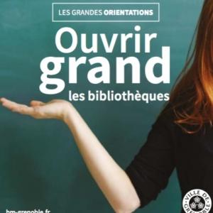 Diagnostic temporel en vue de l'optimisation des horaires du réseau de lecture publique de Grenoble