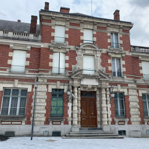 Rénovation et transformation de l'ancienne Banque de France de Maubeuge en centre d'interprétation