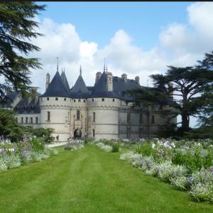 Hébergement et restauration au Domaine de Chaumont-sur-Loire
