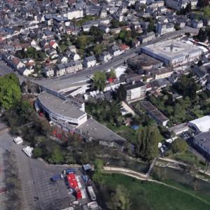 Étude de programmation pour l'extension de la médiathèque centrale pour accueillir les collections patrimoniales de la ville de Bourges