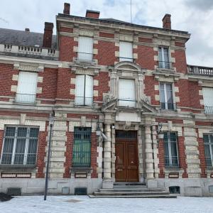 Rénovation et transformation de l'ancienne Banque de France de Maubeuge en centre d'interprétation