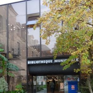 Programmation de la restructuration-extension de la médiathèque Toussaint à Angers