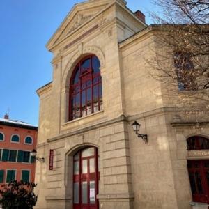 Mission de programmation pour le réaménagement de la médiathèque du Puy-en-Velay